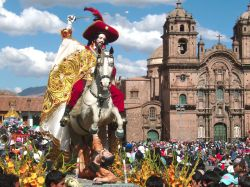 Visit Cusco for Corpus Christi celebration